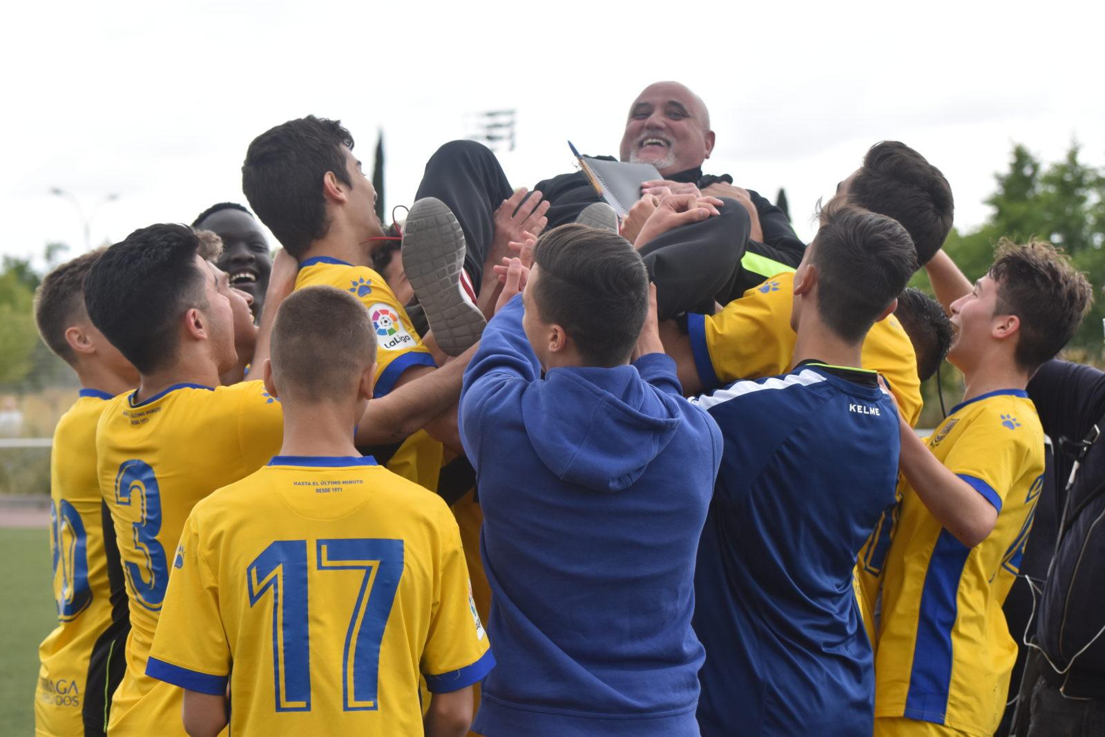 Alcorcón, Tacón y Rayo Vallecano, campeones del I Torneo Memorial Miguel Carrasco