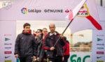 La emoción y los valores de LaLiga Genuine, protagonistas en Vallecas