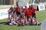El Infantil B Femenino, semifinalista de la Copa Campeonas tras realizar un gran torneo