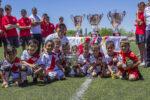 La Escuela de fútbol FRV celebra el Torneo Clausura 2018/2019