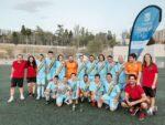 El Rayo Vallecano Genuine, campeón del IV Torneo Vicente Faura