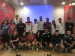 El Aula de formación FRV repasa las nuevas normas del reglamento de fútbol