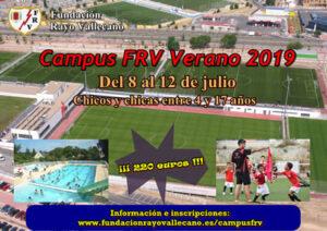 Cartel-Campus-FRV-Verano-2019